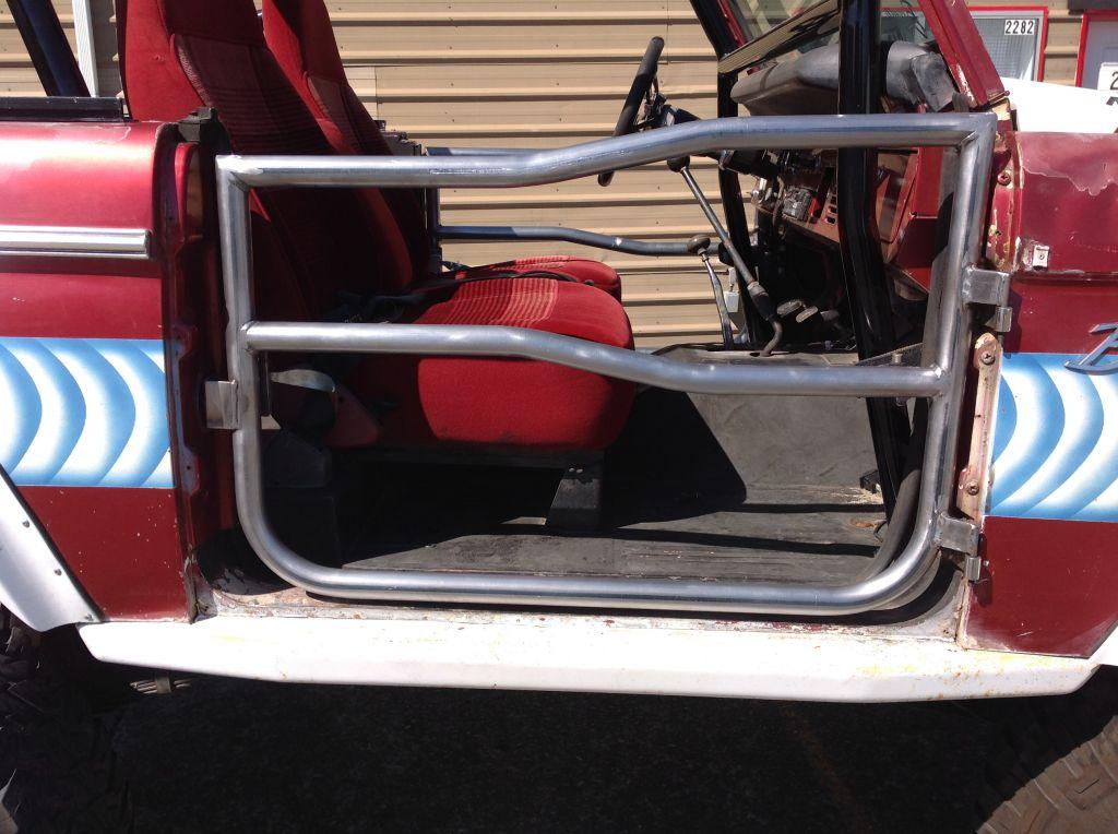 Home \u003e 66-77 Broncos \u003e Tube Doors \u003e 1966-1977 Ford Bronco Tube Door #TD1 & 1966-1977 Ford Bronco Tube Door #TD1