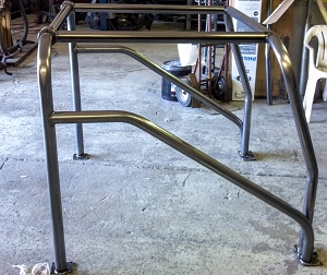 1966-1977 Ford Bronco Day Cruiser Roll Cage #BR15