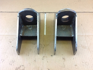 1966-1977 Ford Bronco Radius Arm Frame Brackets