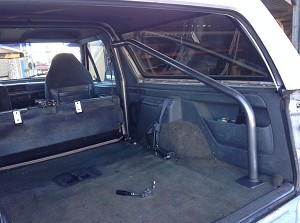 1978-1996 Ford Bronco - Rear 4 Point Roll Cage #BR8